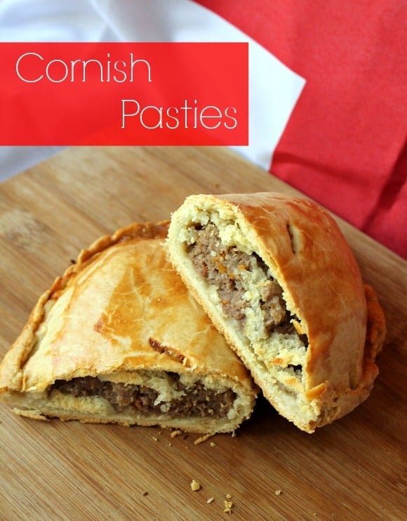 Cornish Pasties | How to be Awesome on $20 a Day