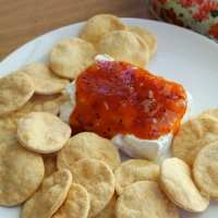 Homemade Spice Crackers