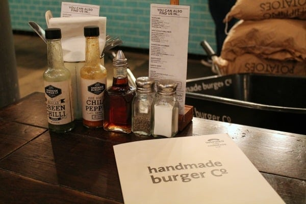 Burgerology: Handmade Burger Co
