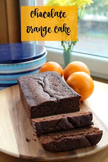 Chocolate Orange Cake   How to be Awesome on $20 a Day