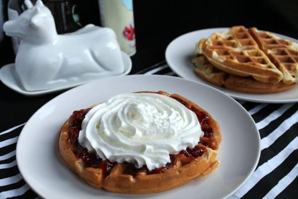 Belgian Waffles | How to be Awesome on $20 a Day