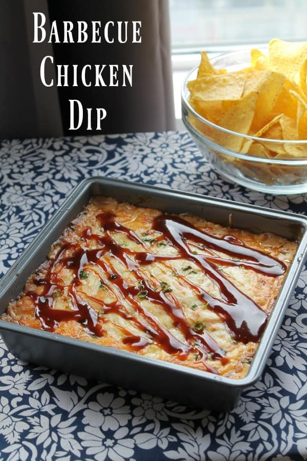 Barbecue Chicken Dip | How to be Awesome on $20 a Day