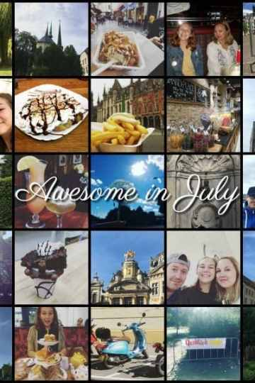 Awesome in July