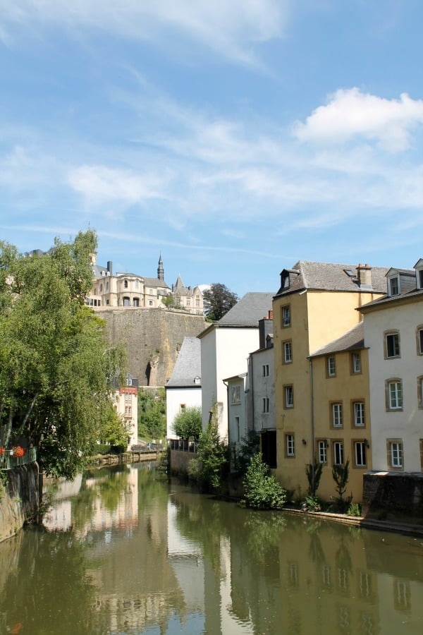 Explore: Luxembourg City