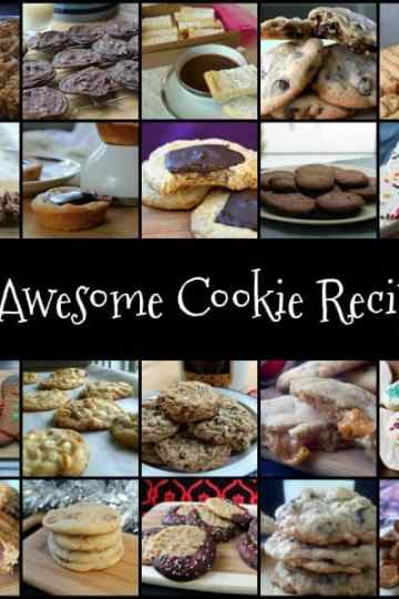 21 Awesome Cookie Recipes