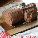Buche de Noel | How to be Awesome on $20 a Day