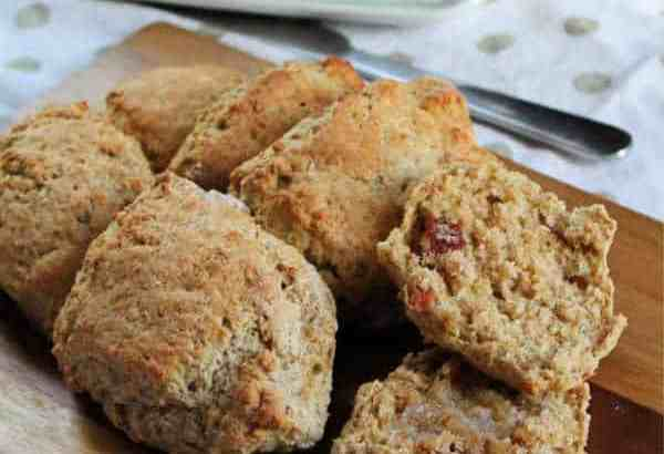 Brown Sugar Bacon Biscuits | How to be Awesome on $20 a Day