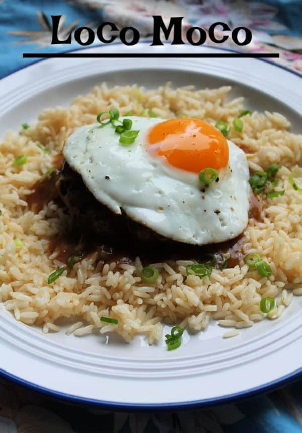 Loco Moco   How to be Awesome on $20 a Day