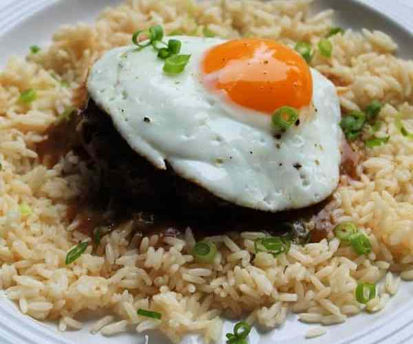 Loco Moco | How to be Awesome on $20 a Day