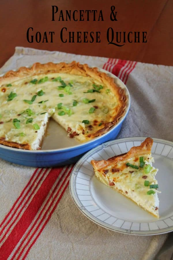 Cheese Quiche | How to be Awesome on $20 a Day