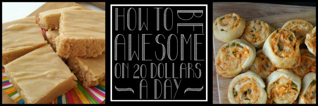 How to be Awesome on $20 a Day