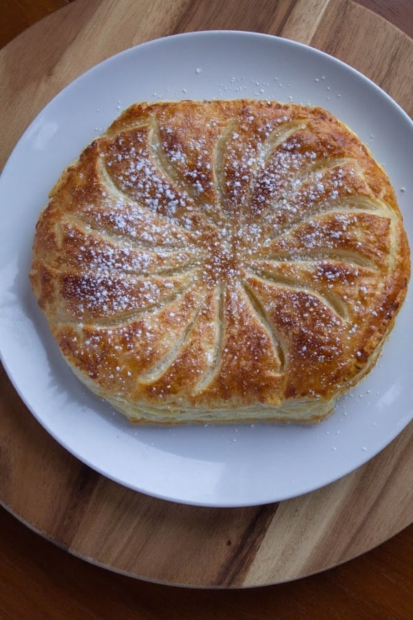 Almond Pastry Puff | How to Be Awesome on $20 a Day