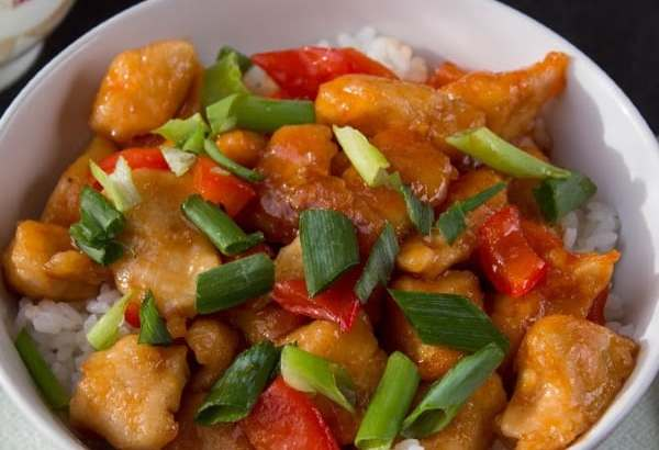 Sweet & Sour Chicken | How to Be Awesome on $20 a Day