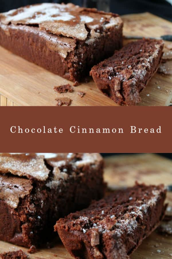 Chocolate Cinnamon Bread | How to Be Awesome on $20 a Day