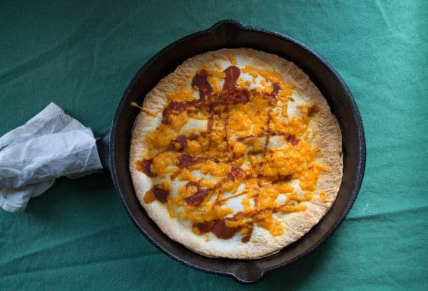 5-Ingredient Egg Tortilla Pie | How to Be Awesome on $20 a Day