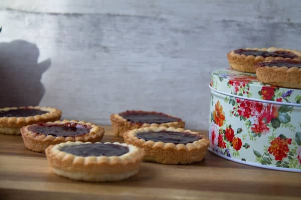 Jam Tarts | How to Be Awesome on $20 a Day