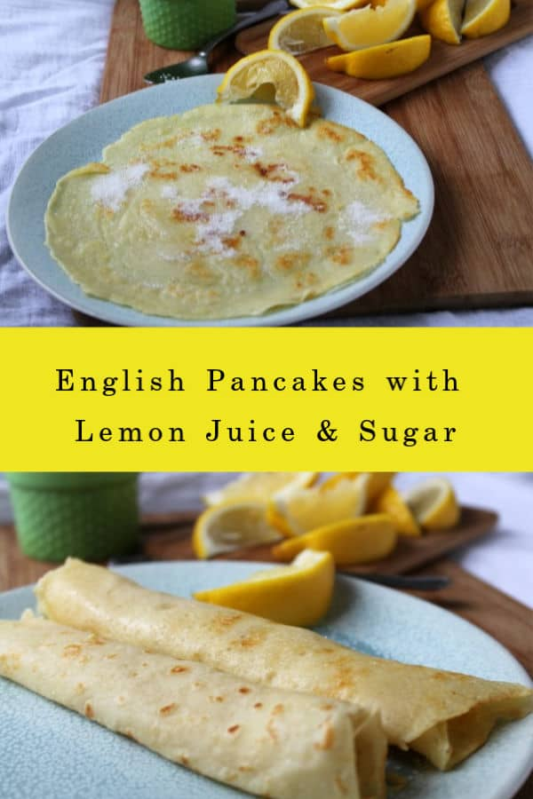 Lemon Sugar Pancakes | How to Be Awesome on $20 a Day