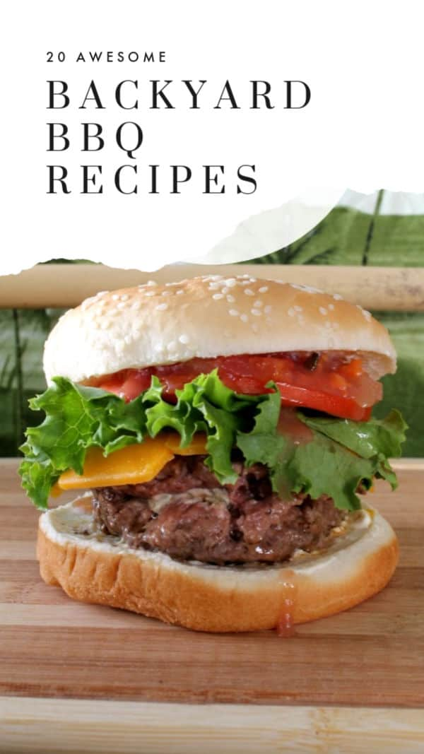 20 Awesome Backyard BBQ Recipes | How to Be Awesome on $20 a Day