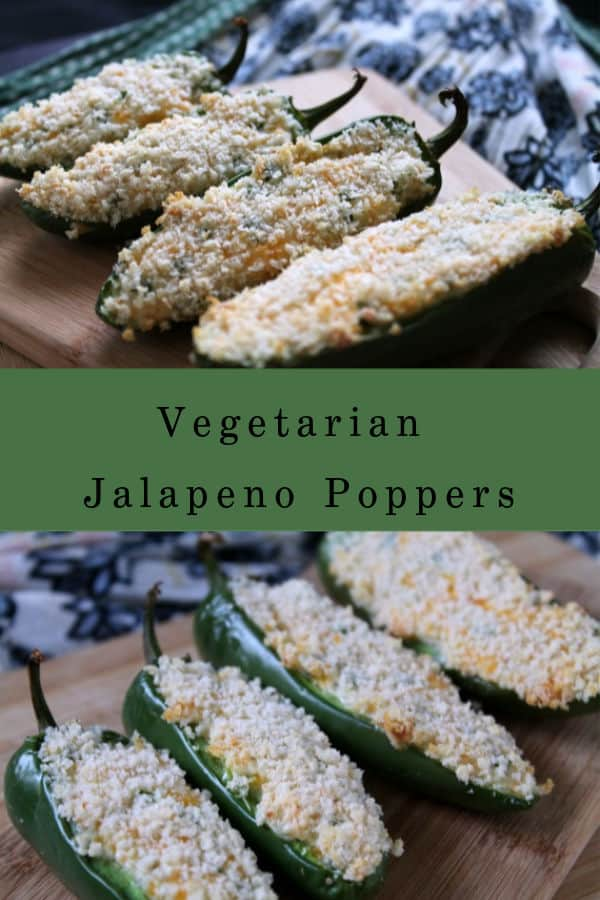 Vegetarian Jalapeno Poppers | How to Be Awesome on $20 a Day