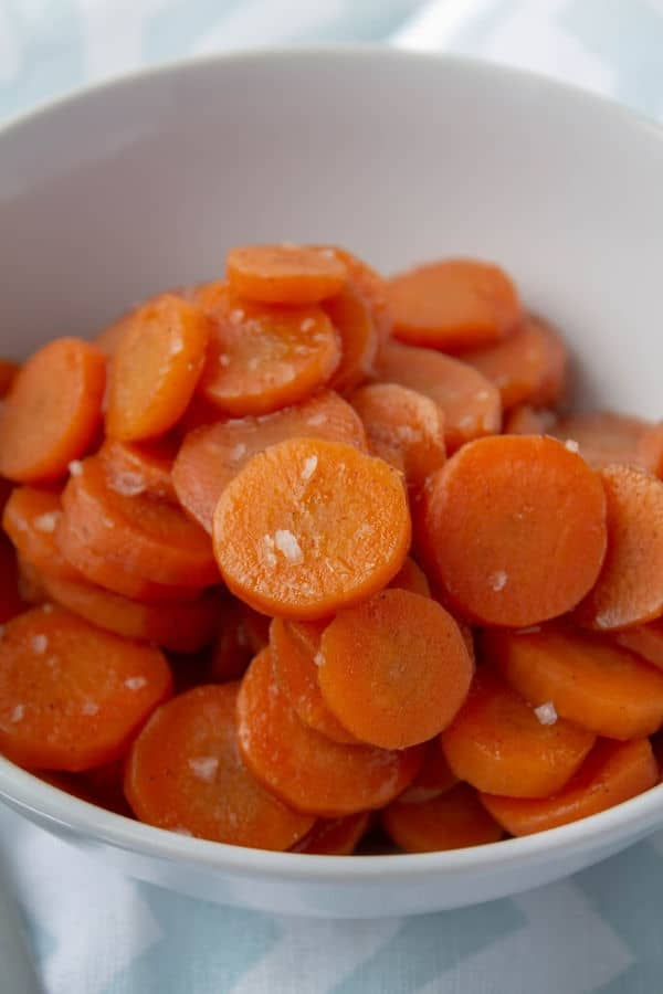 Maple Glazed Carrots | How to Be Awesome on $20 a Day