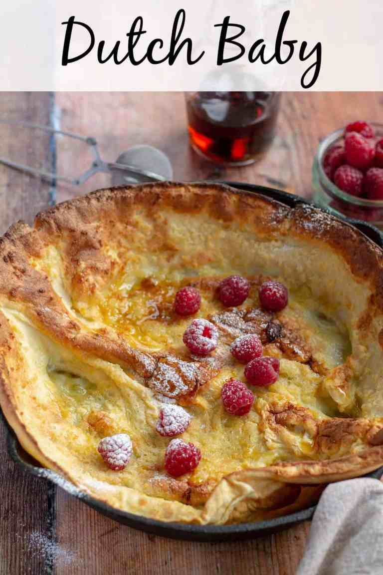 Dutch Baby with text