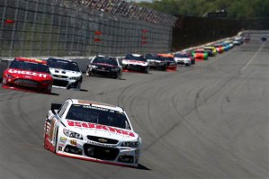 Dale Earnhardt Jr Wins at Pocono
