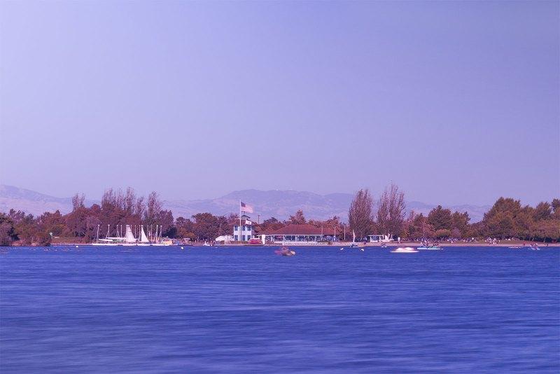 Shoreline Lake, Mountain View, CA