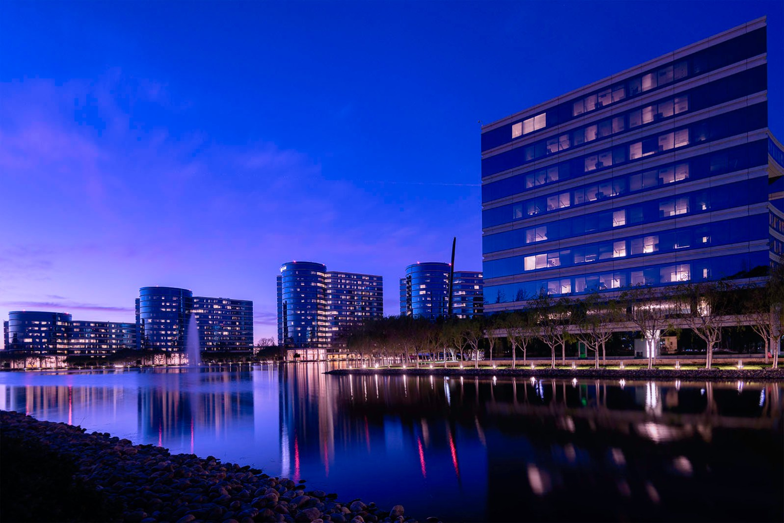 Oracle Corporation Redwood Shores Headquarters