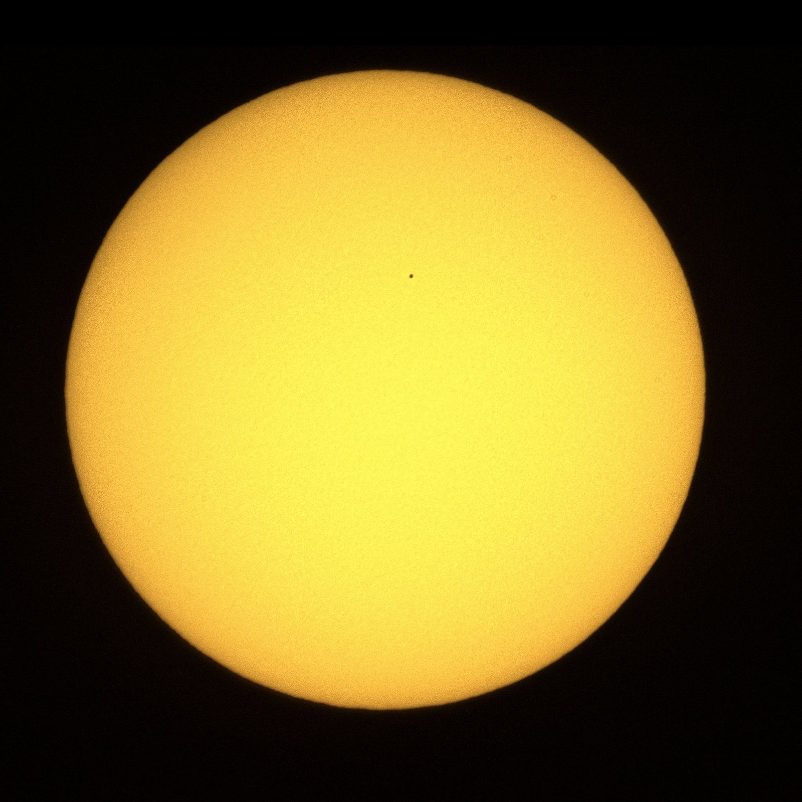 Mercury Transiting the Sun