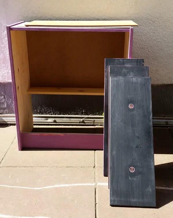 dresser to sandbox diy (3)