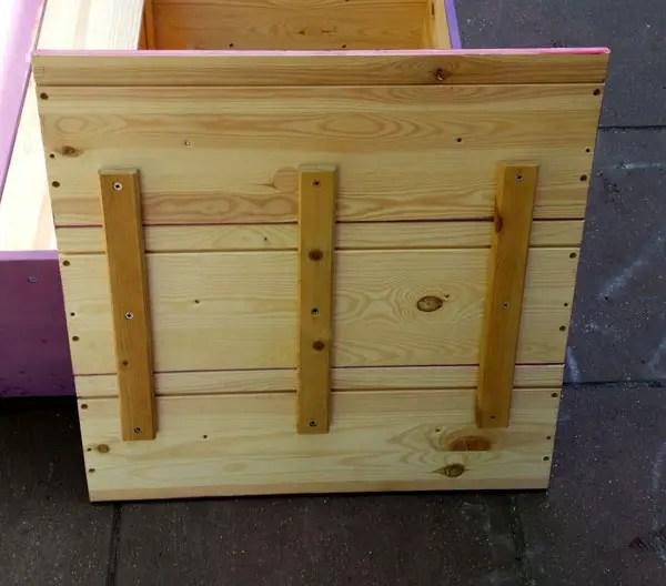 dresser to sandbox diy (6)