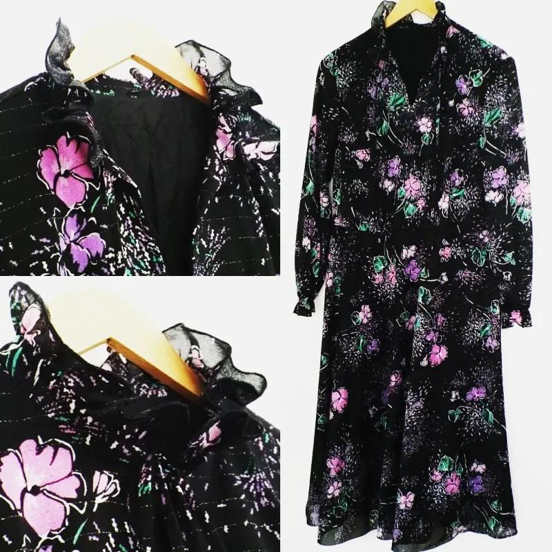 vintage dress refashion ideas please