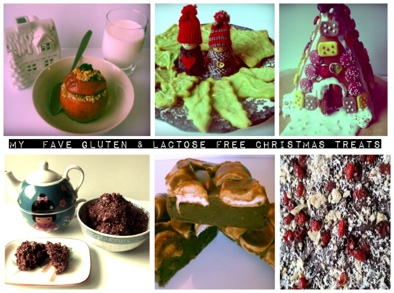 gluten and lactose free treat roundup