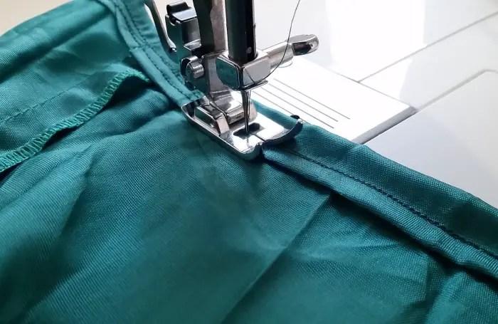The Vintage Evening Gown Refashion Tutorial (3)