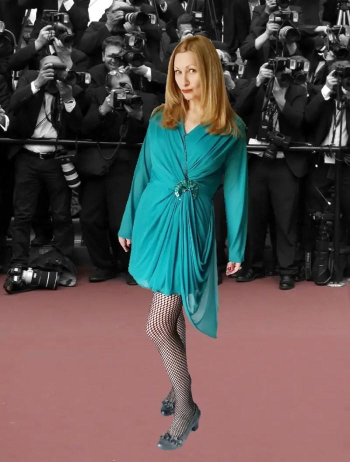 The Vintage Evening Gown Refashion Tutorial