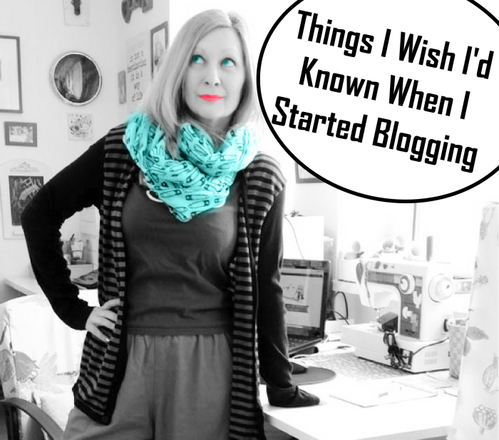 Things I Wish I'd Known When I Started Blogging