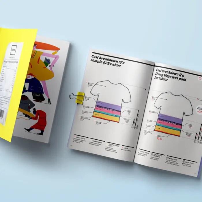Fashion Revolution Fanzine: Money Fashion Power
