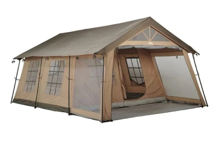 Northwest Territory Front Porch Tent Instructions