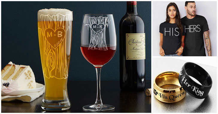 30+ Matching Gifts For Couples Who Have Everything