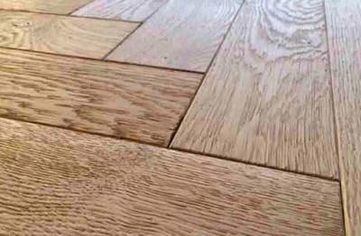 Solid Oak HerringBone ABCD Grade