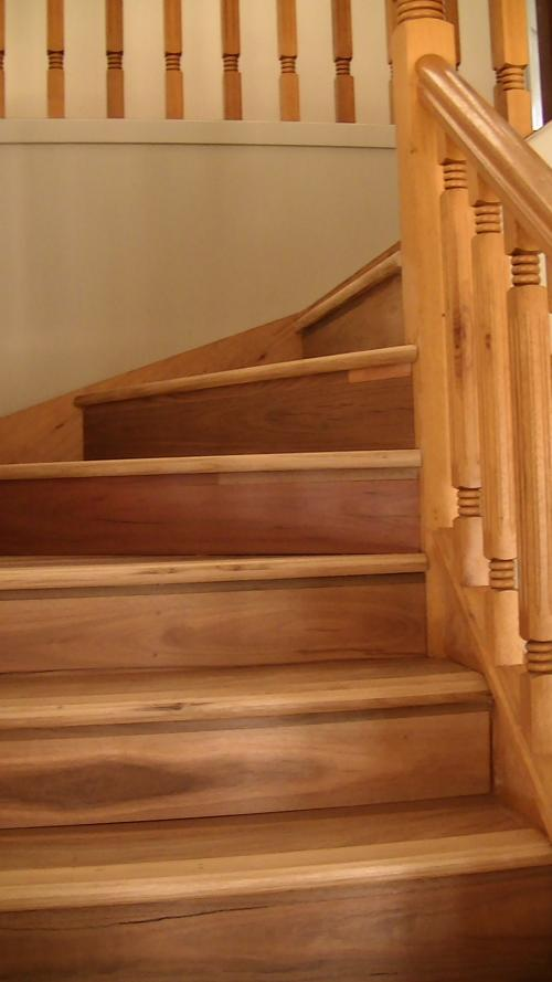 Finished in synteko Classic, American Oak