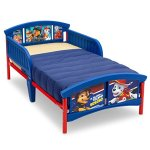 Delta Children Plastic Toddler Bed Review