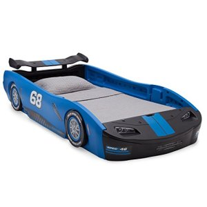 Delta Children Turbo Race Car Twin Bed Review