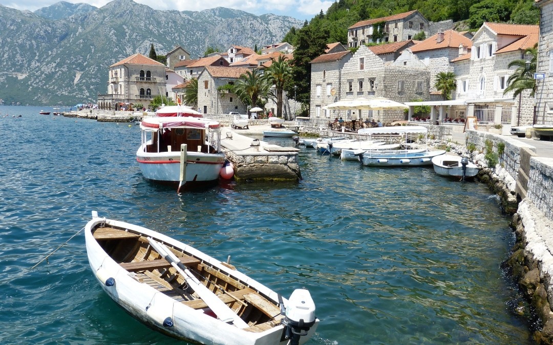 Budva, Stari Bar and Ulcinj