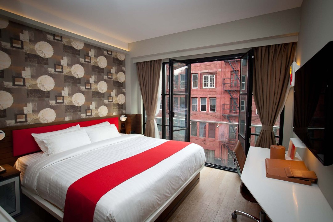 Where to Stay in Lower Manhattan