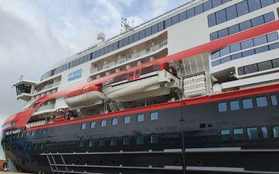 Onboard the Explorer Ship: Fridtjof Nansen