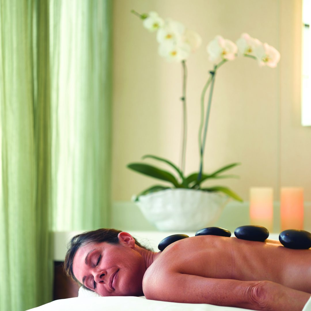 Aquamar Spa + Vitality Center on-board Riviera Oceania Cruises
