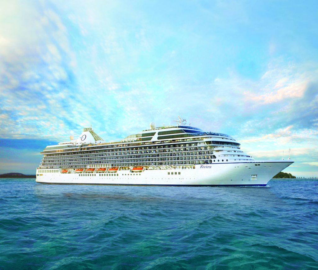 Oceania Cruises' Riviera Oceania Cruises