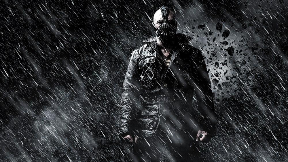 The Dark Knight Rises Wallpaper Set (4/6)