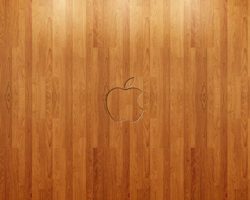 Mac Wallpapers Set 2 (Mac Wood Mega Pack 1) (5/6)